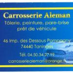 Carrosserie Aleman
