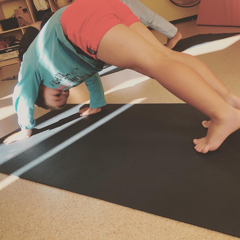 Enfants Yoga 01